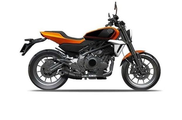 Nggak Pakai VTwin, Bayi Harley-Davidson Gendong Mesin Berdiri