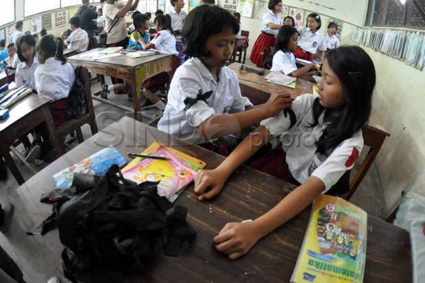 Pengenalan Sekolah Ajaran Baru di Tangsel Dilakukan secara Daring