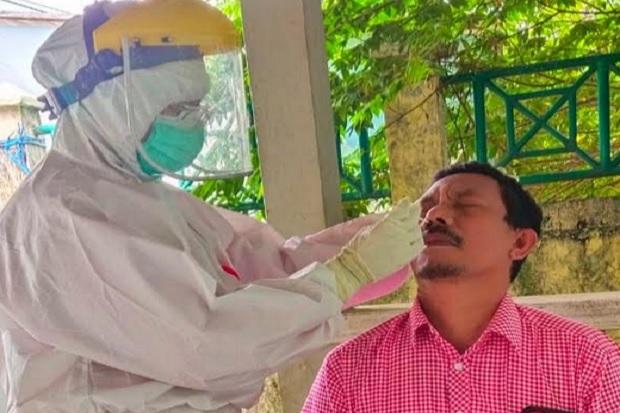 Dikarantina 19 Hari, Ketua DPRD Malut Sembuh dari COVID-19