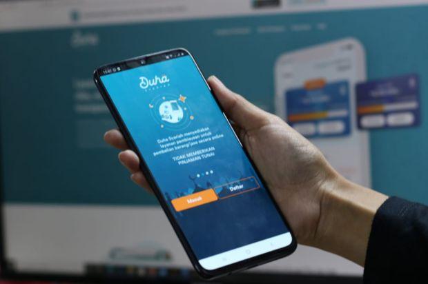 Duha Syariah Tawarkan 2 Aplikasi Pembiayaan Online Bebas Riba