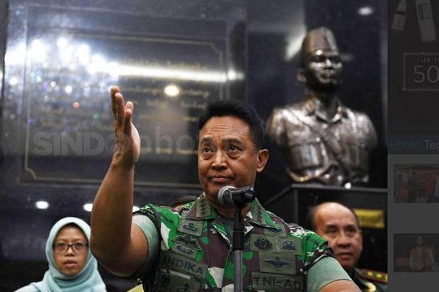 Menhan Prabowo Minta Prajurit TNI Tes COVID, KSAD: Bagus Sekali