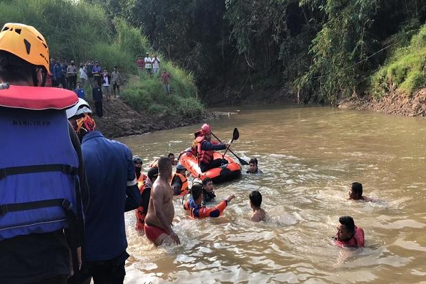 Berburu Biawak, Seorang Pemuda Tewas Tenggelam di Sungai Ciherang