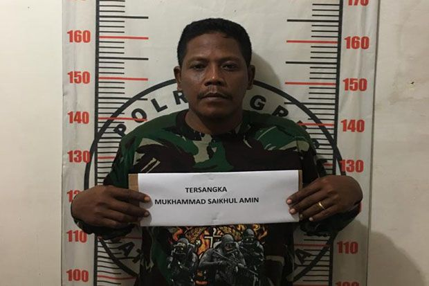 Polisi Gerebek Warga Tanjungwidoro Pengedar Sabu