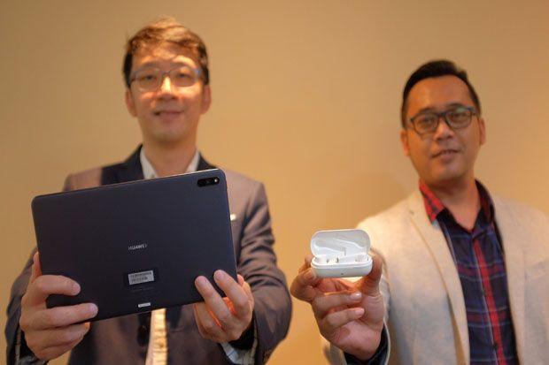 Huawei Goda Anak Muda Indonesia dengan Tiga Gadget Canggih Ini