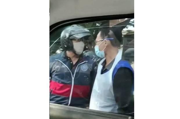 Kasus Penghadangan Mobil Ambulans di Depok Berakhir Damai