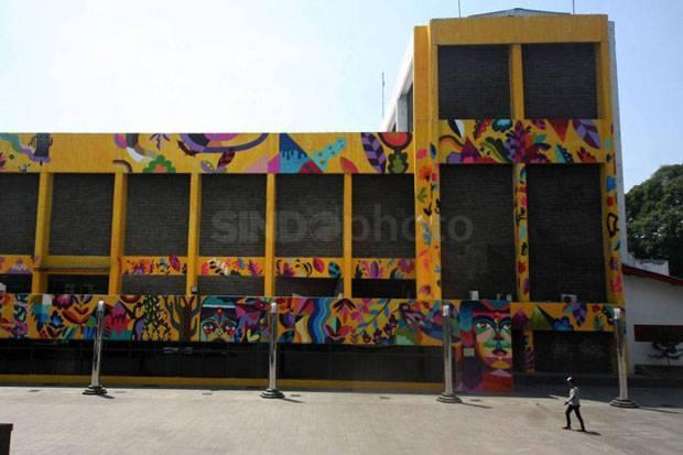 Revitalisasi TIM Kembali Jalan Usai Konflik JakPro dengan Seniman Mereda