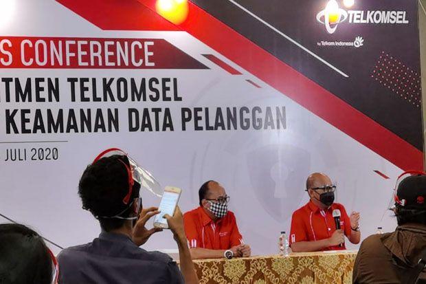 Telkomsel Tegaskan Jaminan Keamanan Data Milik Pelanggan