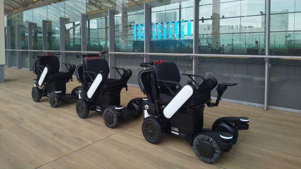 Panasonic Luncurkan Layanan Mobilitas di Stasiun Takanawa Gateway