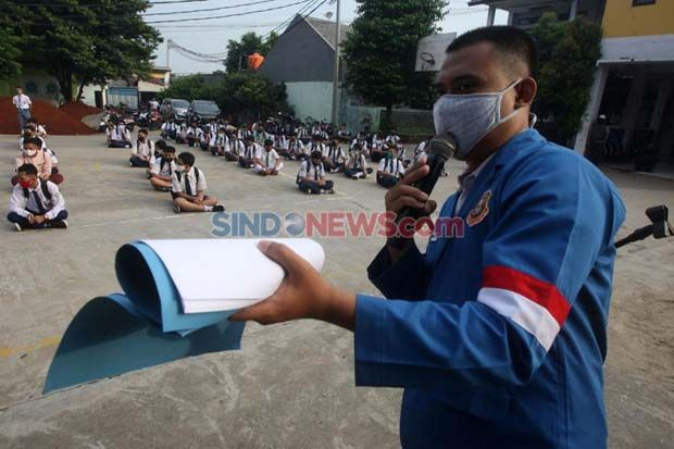 Tak Pakai Masker di Bekasi, Bakal Didenda Rp250.000