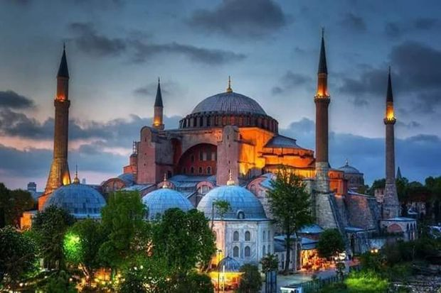 Hagia Sophia dan Kehebatan Sultan Muhammad Al-Fatih