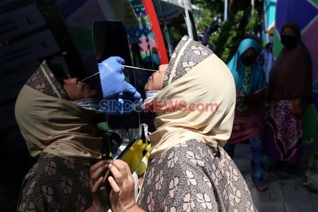 Alat Swab Datang, Setiap Hari di Riau Bisa Periksa 1000 Sampel