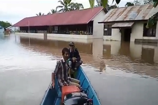 Banjir di Kapuas Hulu Meluas, 7 Kecamatan Terendam