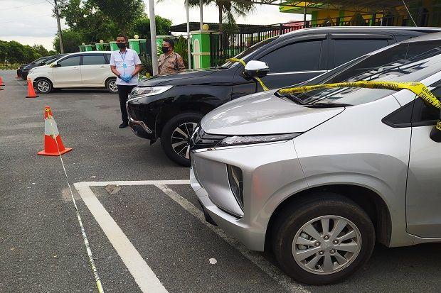 Berkas Perkara Polisi Penggelap Ratusan Mobil Rental P21
