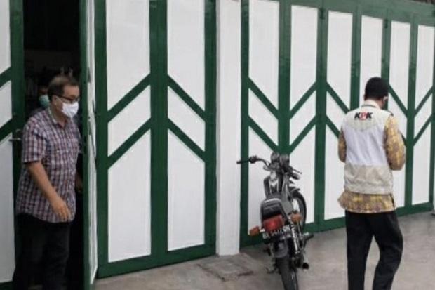 Warga Heboh, KPK Geledah Rumah Pengusaha di Kisaran
