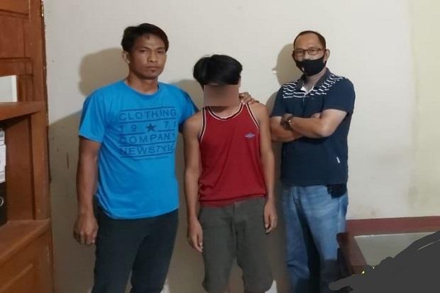 Dituduh Curi Tabung Gas, Pria di Oku Bacok Temannya Sendiri