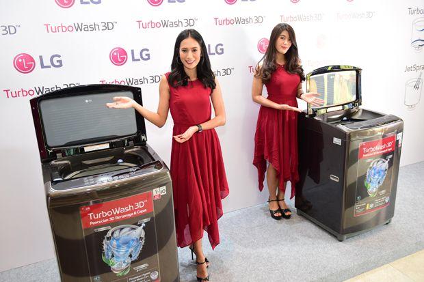 Mesin Cuci LG TurboWash 3D Kini Hadir dalam Kapasitas Kecil