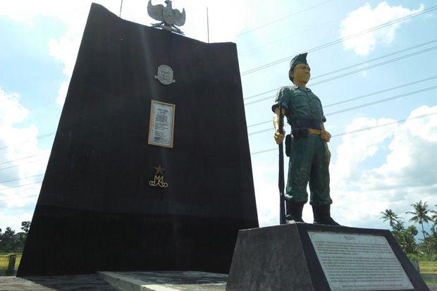 Monumen Plataran Saksi Bisu Perjuangan Taruna Akmil Jaga Kemerdekaan
