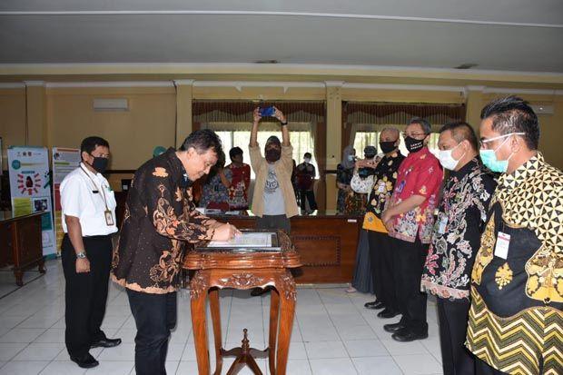 Tekan Angka Perkawinan Anak, Pemkab Wonosobo Launching PKSAI
