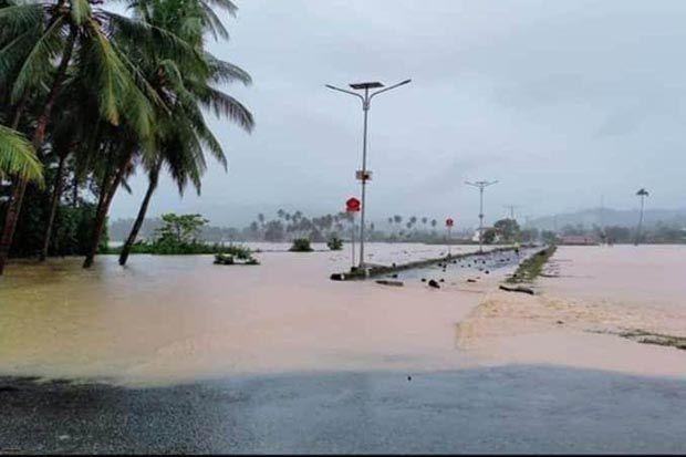 Banjir di Bolsel, Ini Kata BMKG Sam Ratulangi Manado