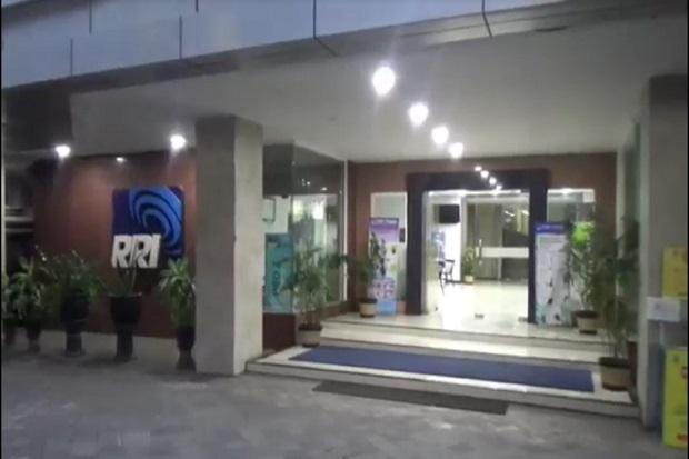 Hasil Tes Swab Karyawannya Negatif, RRI Surabaya Masih Lockdown