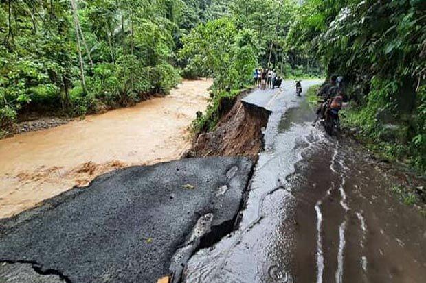 Waspada, Hujan di Sulut Masih Terjadi dari Pagi hingga Malam