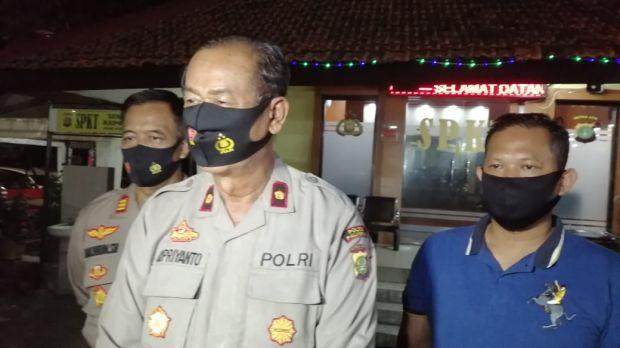 Terekam CCTV, Penjambret Dibekuk Polisi
