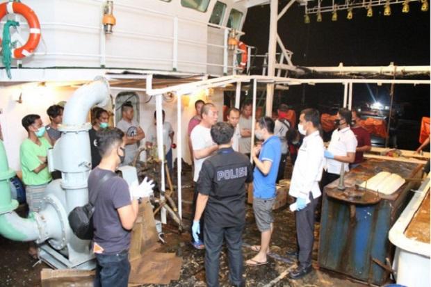 Jual TKI Jadi Budak Kapal Ikan China, 7 Orang Dibekuk Polda Kepri