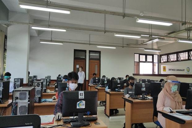 UTBK Tahap Kedua Selesai, 600 Peserta di ITS Gugur SBMPTN