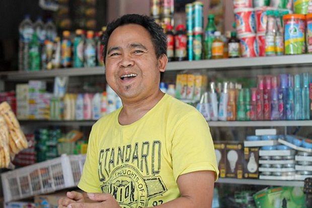 Kisah Cahyo Widodo, Difabel Semarang yang Kini Punya Banyak Warung