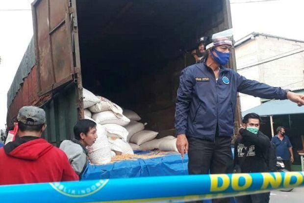 BNN Gagalkan Penyelundupan 1 Truk Sabu di Tangerang