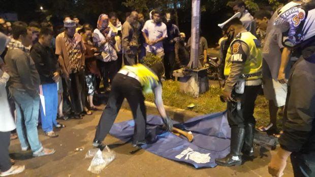 Geger Potongan Jari dan Kaki Manusia Tercecer di Depan Swalayan
