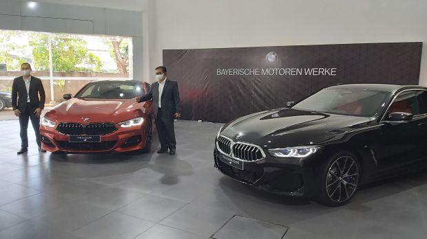 BMW 840i Gran Coupe Resmi Mengaspal di Jawa Timur