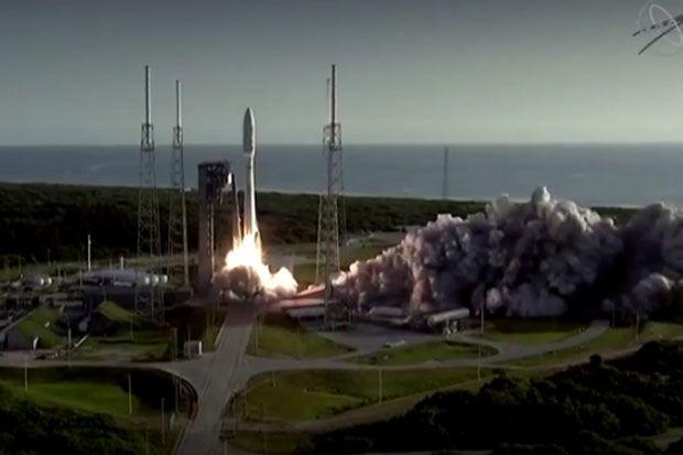 NASA Luncurkan Mars Rover, Pencarian Makhluk Luar Angkasa Dimulai