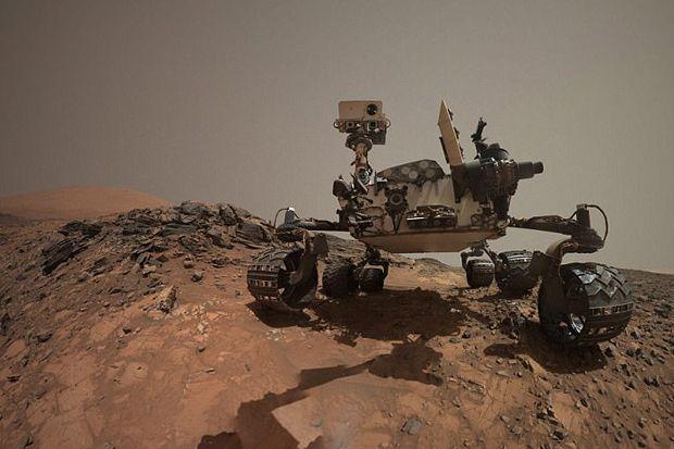 Ini Alasan NASA Gunakan Plutonium untuk Tenagai Rover Mars Perseverance