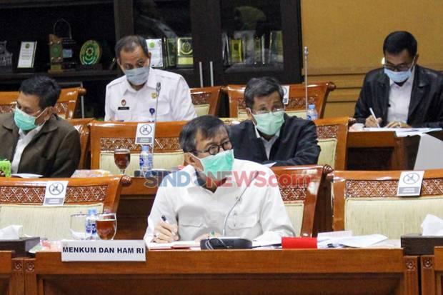 PSBB Transisi Diperpanjang, Kunjungan Wabin di Jakarta Tunggu Putusan Menkumham