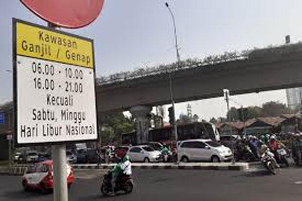 Mulai 3 Agustus, Ganjil Genap di Jakarta Kembali Dilakukan