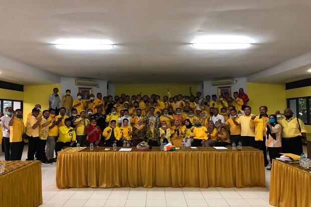 Wawan Haikal dan Nur Amin Bersaing dalam Balon Ketua DPD Golkar Kabupaten Bogor