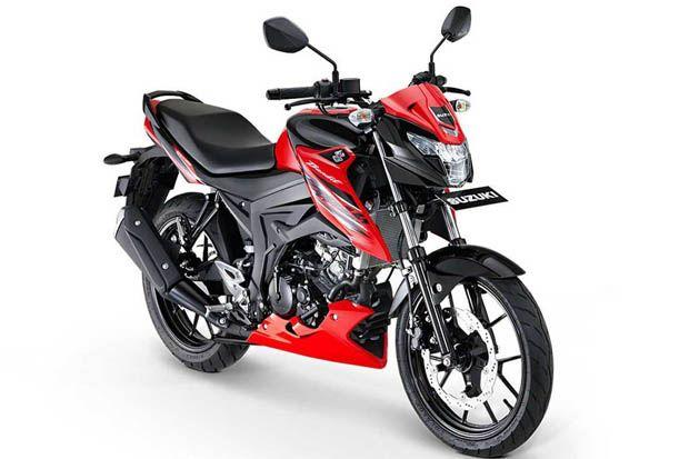 Suzuki GSX150 Bandit Buatan Indonesia Kian Membesar di Asia