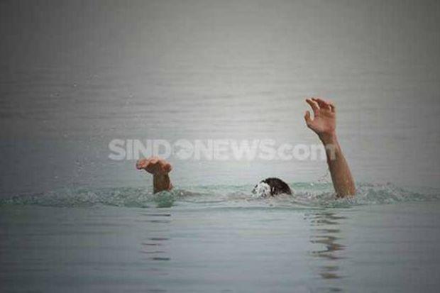 Tim SAR Gabungan Masih Cari Bocah 7 Tahun yang Tenggelam di Banjir Kanal Barat