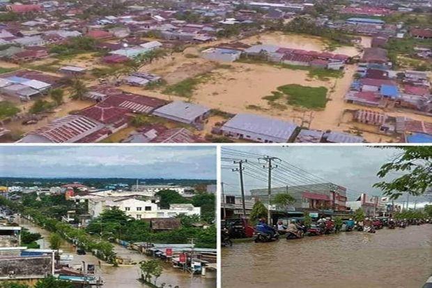 Dampak Banjir dan Tanah Longsor di Sorong: 745 Rumah Rusak dan 7 Orang Tewas