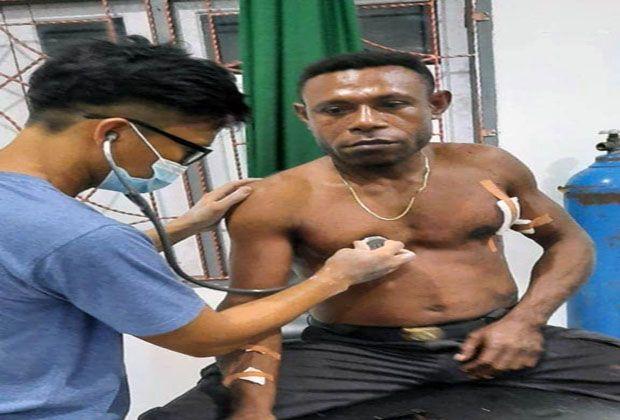 Pos Polisi di Papua Diserang, 3 Personel Terluka dan Pelaku Tewas Ditembak