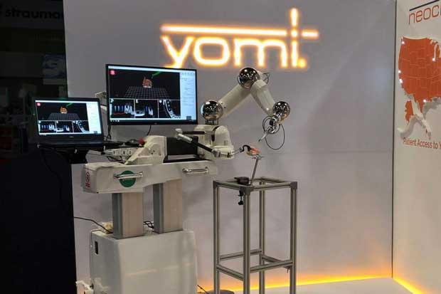 Yomi, Teknologi Baru Kedokteran Gigi