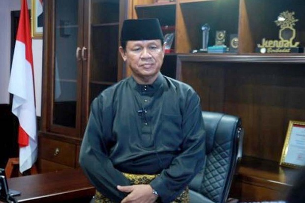 Usai Dilantik Presiden, Gubernur Kepulauan Riau Positif COVID-19