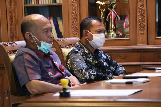 Ketua DPRD Jepara Imam Zusdi Ghozali Telah Berpulang