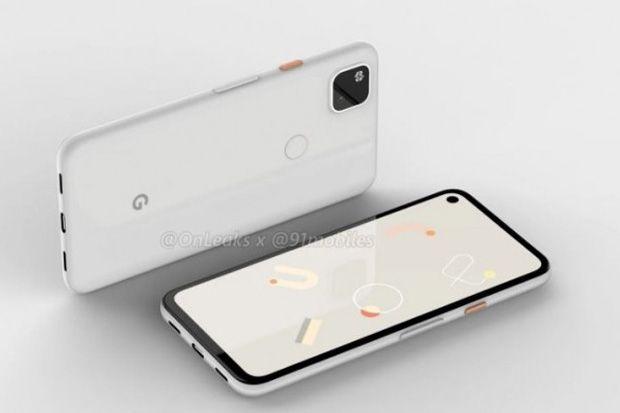 Spesifikasi dan Harga Google Pixel 4a Bakal Bunuh iPhone SE
