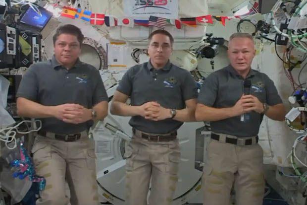 Bersejarah, Astronot NASA Bersiap Pulang ke Bumi d