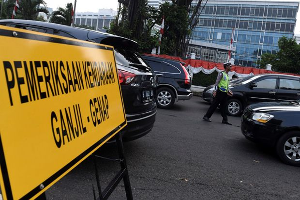 Penerapan Ganjil Genap di Tengah Pandemi, DPRD: Mungkin Pak Anies Lelah dan Bingung