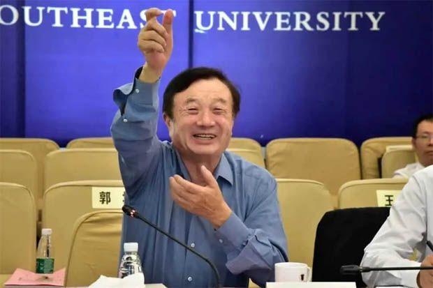 Ditekan AS, Bos Huawei Sebut China Jadi Pusat Inovasi 30 Tahun ke Depan
