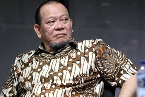 Ketua DPD La Nyalla: Pengganti Kapolri di Tangan Presiden