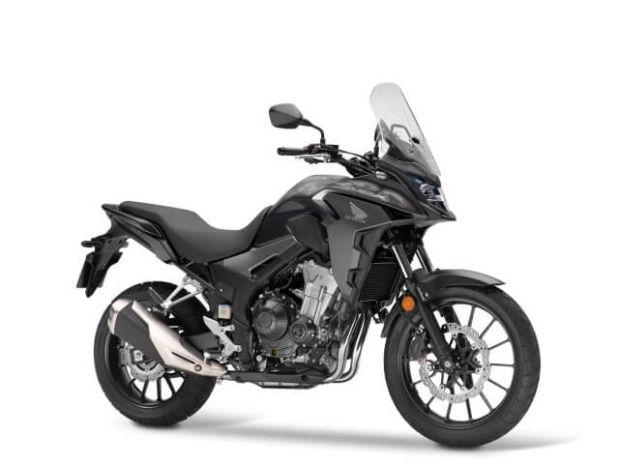 Honda CB500X 2020 Hadir Lebih Agresif dengan Warna Gelap